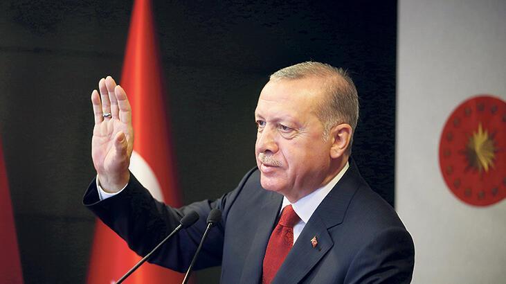 Cumhurbaşkanı Erdoğan hâkim-savcı kura töreninde konuştu: Hâkimin murakıbı kendi vicdanıdır