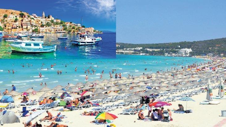 'Barış denizi'nde turizm ortaklığı