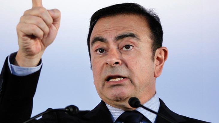 Eski Nissan CEO'sunun kaçmasına yardım eden iki kişi tutuklandı