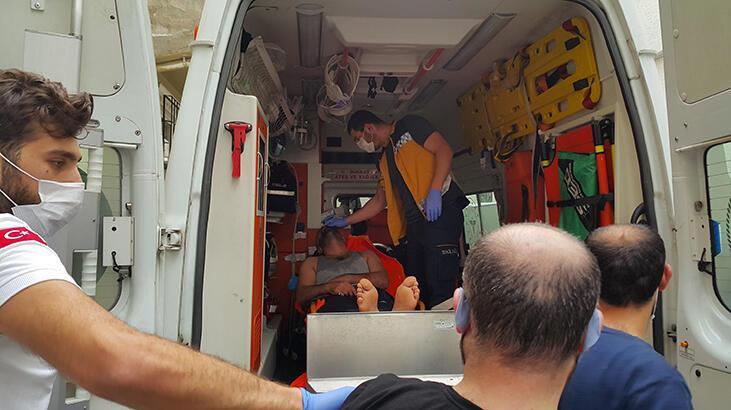 Bursa'da kardeşlerin kavgası: 2 yaralı