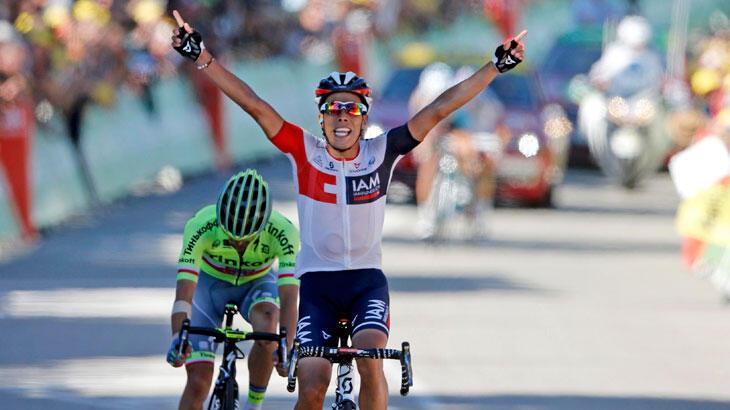 Kolombiyalı bisikletçi Pantano'ya 4 yıl men cezası
