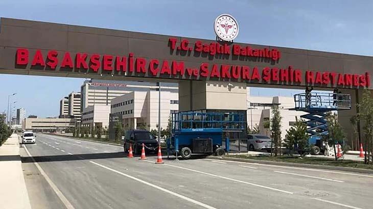 Başakşehir Hastanesi nerede? Çam ve Sakura Şehir Hastanesi nerede?