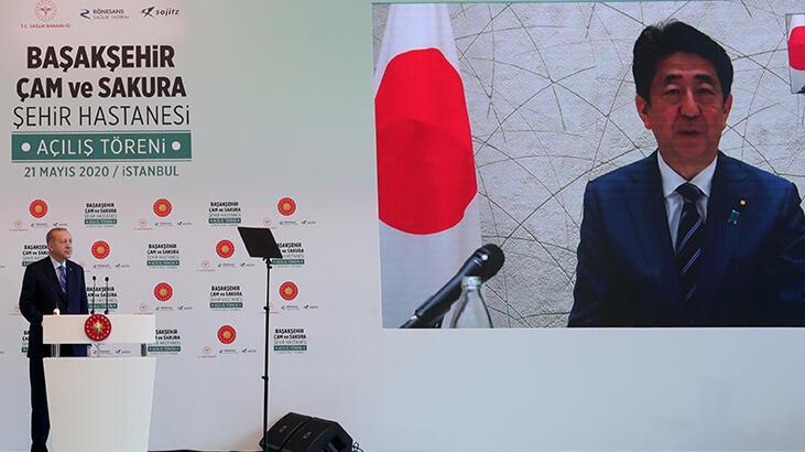 Son dakika haberi I Japonya Başbakanı'ndan Türk halkına mesaj
