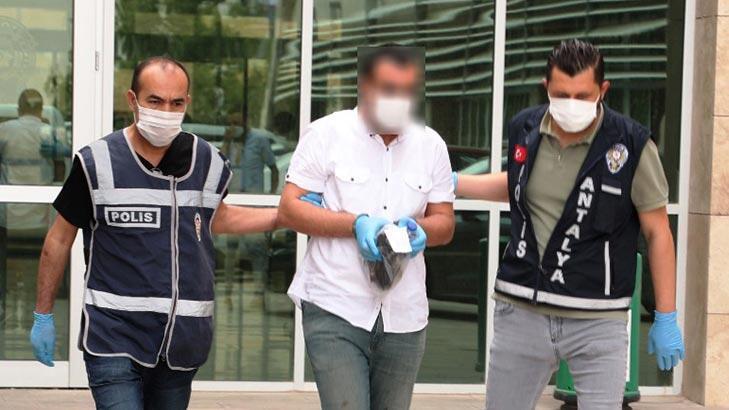 Kendini 'Komiser Murat' olarak tanıtan dolandırıcı Antalya'da yakalandı!