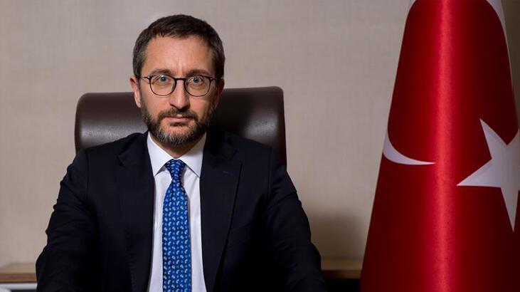 İletişim Başkanı Altun, Türkiye'nin corona virüsle mücadelesini Washington Times'a anlattı
