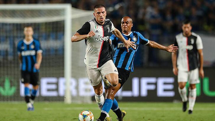 Juventus'ta Kovid-19 testleri negatif çıktı