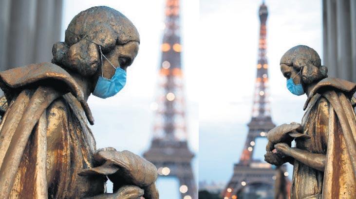 Son dakika | Fransa'da corona virüsten ölenlerin sayısı artıyor