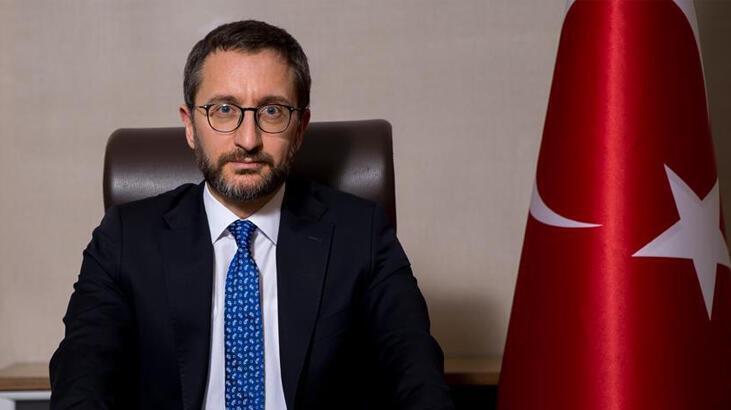 İletişim Başkanı Fahrettin Altun'dan cami hoparlöründen müzik yayınına tepki