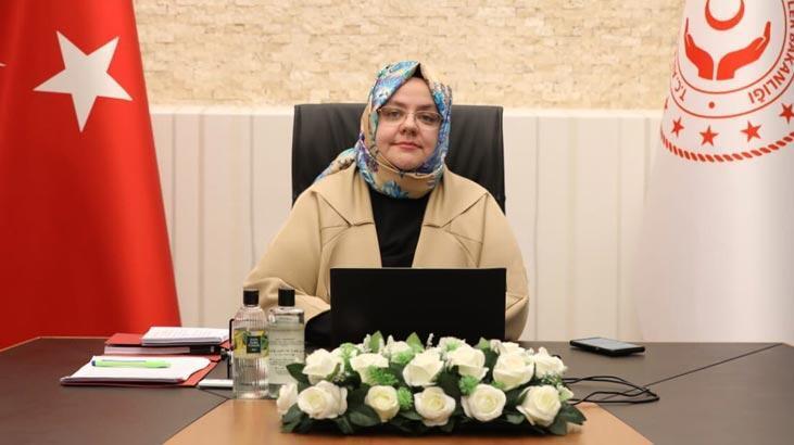 Bakan Selçuk KAGİDER Başkanı Erdem ile görüştü