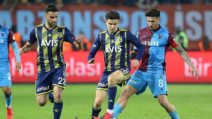 Fenerbahçe ve Trabzonspor'dan 2010-2011 için karşılıklı paylaşım!