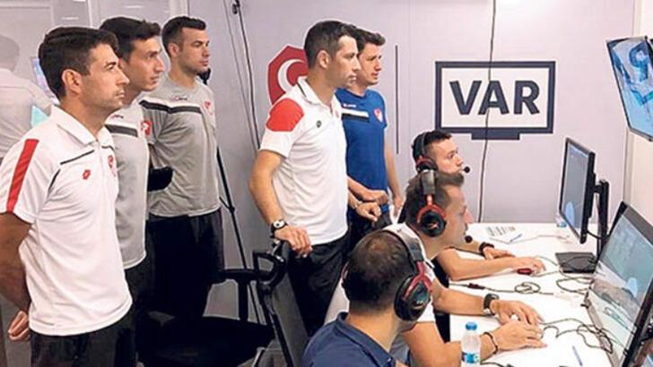Süper Lig hakemlerine askeri kamp!