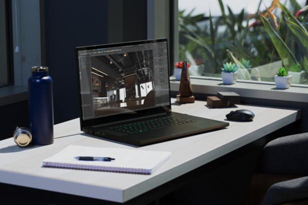 Razer Blade Pro 17 tanıtıldı