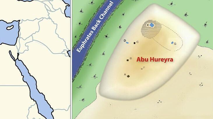 Kuyruklu yıldızın atmosferde yarattığı patlama Suriye'de bir köyü yok etti