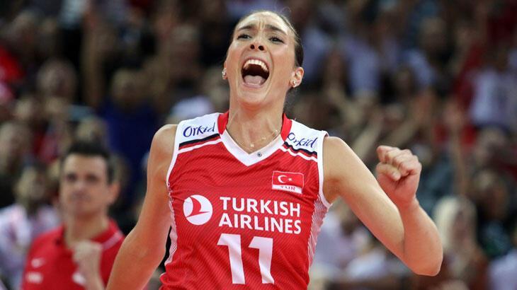 """Naz Aydemir Akyol: """"Sporcu sağlığını düşünen federasyon başkanına  sahip olmak büyük şans"""""""