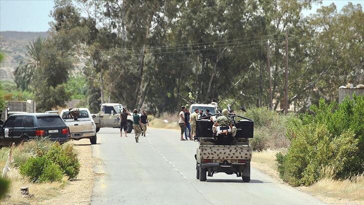 Libya ordusundan Terhune'deki sivillere 'çatışma bölgelerinden uzak durma' çağrısı