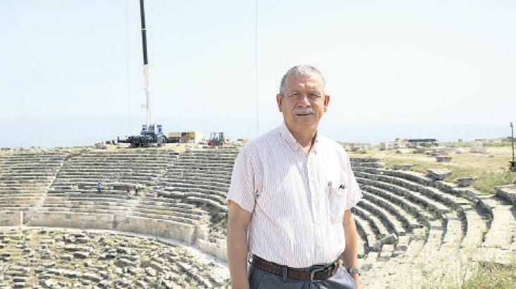 'Antik tiyatro ayağa kalkacak'