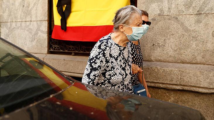 Son dakika... İspanya'da corona virüsten ölenlerin sayısı 28 bin 628 oldu