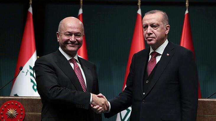 Son dakika: Cumhurbaşkanı Erdoğan'dan diplomasi trafiği