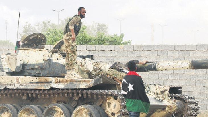 Libya'da şimdi ne olacak?