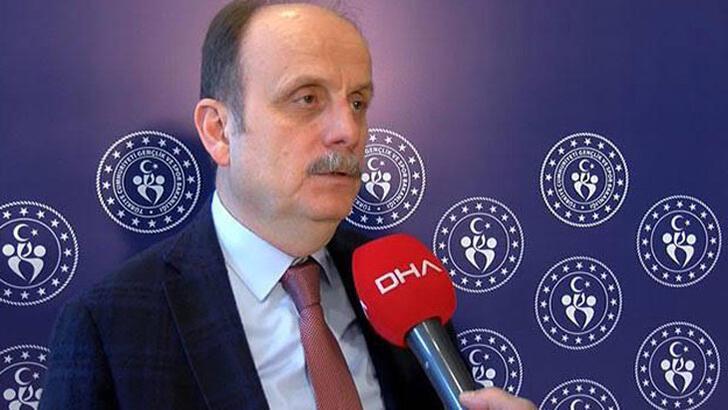 Mehmet Baykan, Spor Genel Müdürlüğü'ne atandı
