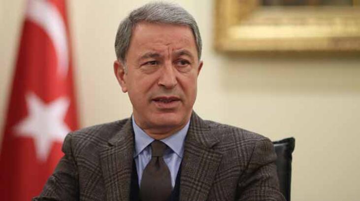 Milli Savunma Bakanı Akar'dan Ramazan Bayramı mesajı