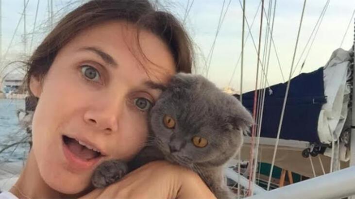 Yasemin Hadivent kedisi için diziyi bıraktı