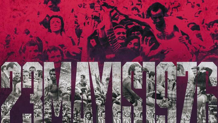 Trabzonspor ilk şampiyonluğun yıl dönümünde mesaj yayımladı