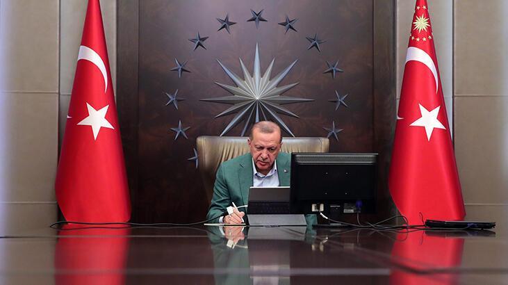 Son dakika! Cumhurbaşkanı Erdoğan'ın bayram mesajı, tebrik mektubu olarak tüm vatandaşlara gönderildi