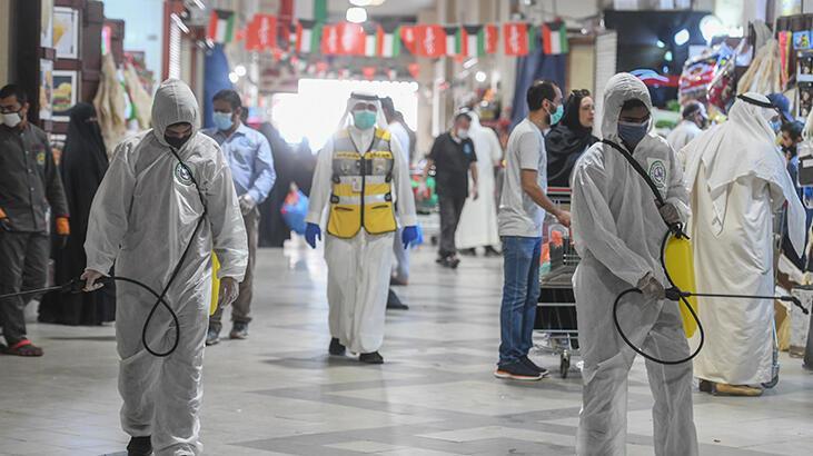 Suudi Arabistan, Kuveyt ve Katar'da Covid-19 kaynaklı can kayıpları  arttı