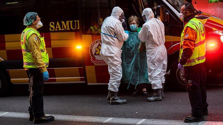 Son dakika... İspanya'da corona virüs'ten ölenlerin sayısı 28 bin 678'e çıktı