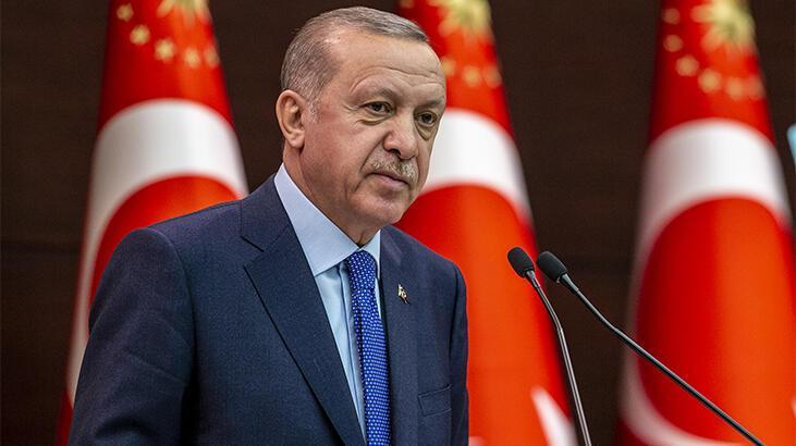 Cumhurbaşkanı Erdoğan'dan Ramazan Bayramı tebriği
