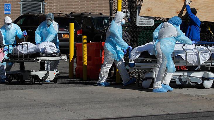 Son dakika... ABD'de corona virüs nedeniyle ölenlerin sayısı, 98 bin 706'ya yükseldi!