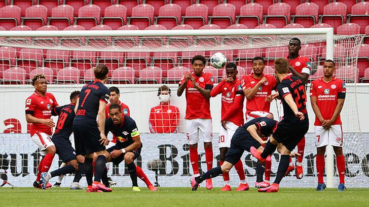 Mainz - Leipzig: 0-5