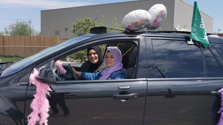 Kanada'da Ramazan Bayramı kısıtlı kutlandı