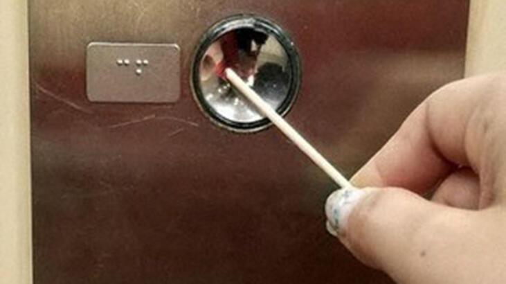 Japon firma 'düğmeye basma çubuğu' üretti