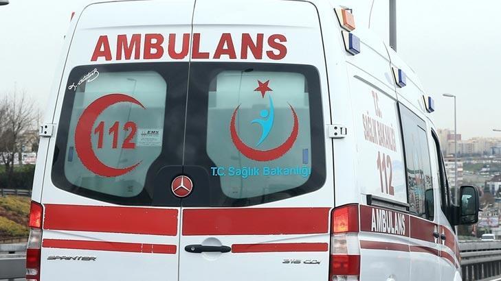 Kayseri'de 8 kişilik aile sobadan sızan gazdan zehirlendi!