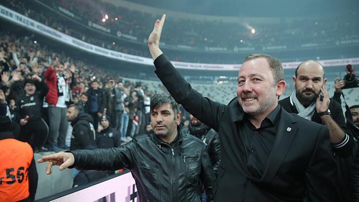 Beşiktaş'tan Sergen Yalçın ve 100. yıl paylaşımı