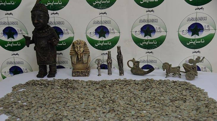 Irak'ta 'tarihi' operasyon! Hepsi ele geçirildi