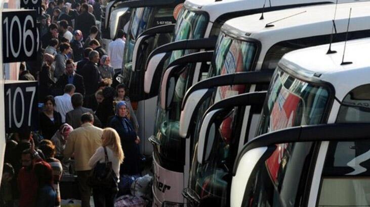 Otobüs seferlerinin başlayacağı tarihe ilişkin 4 büyük otobüs firmasından son dakika açıklaması! İşte seferlerin başlayacağı tarih....