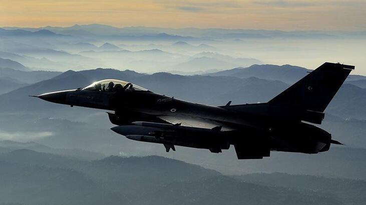 Son dakika I Irak'ın kuzeyinde 4 PKK'lı terörist etkisiz hale getirildi