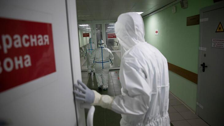 Rusya'da yeni ölüm rekoru