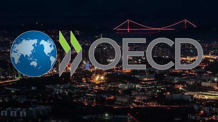 OECD bölgesinde büyüme Kovid-19 etkisiyle daraldı