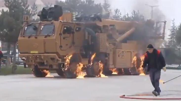 Savunma Sanayi Başkanlığı: M4K'ların yeni teslimatları yapıldı