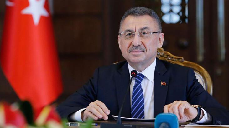 Cumhurbaşkanı Yardımcısı Oktay'dan KKTC açıklaması