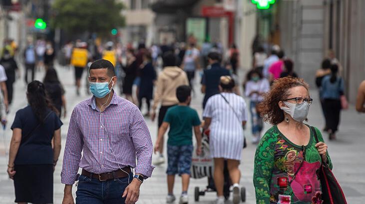 Son dakika haberi.. İspanya'da corona virüs'ten ölenlerin sayısı 27 bin 117 oldu