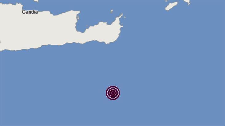 Son dakika | Akdeniz'de  üst üste korkutan depremler