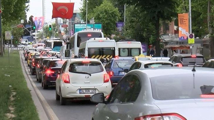 Son dakika... Kısıtlama sonrası bu sabah İstanbul!