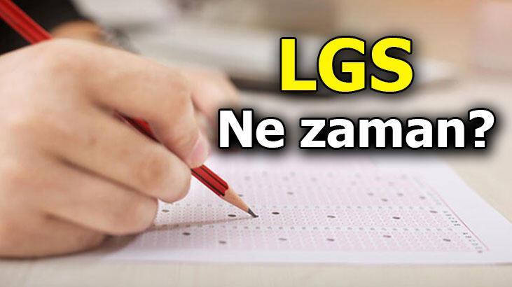 LGS sınav giriş belgesi ne zaman ve nasıl alınır? LGS hangi tarihte uygulanacak?