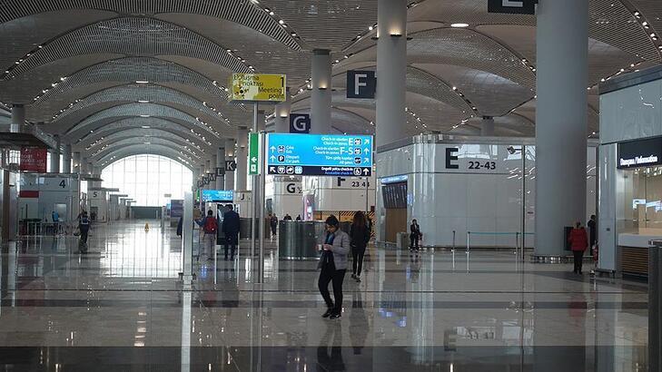 """İstanbul Havalimanı terminali, dünyanın en büyük """"LEED Altın"""" sertifikalı binası seçildi"""