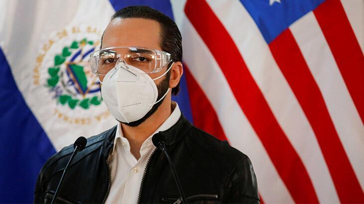 El Salvador Devlet Başkanı Bukele: Ben de hidroksiklorokin kullanıyorum